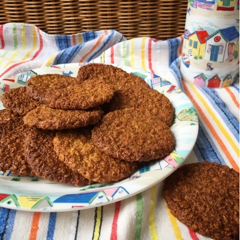 New Zealand Biscuits aka Anzac Biscuits