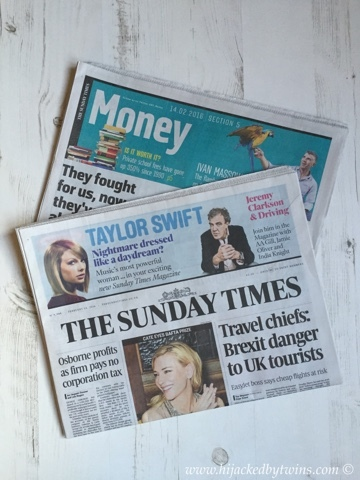 The Sunday Times - A Paper for Everyone