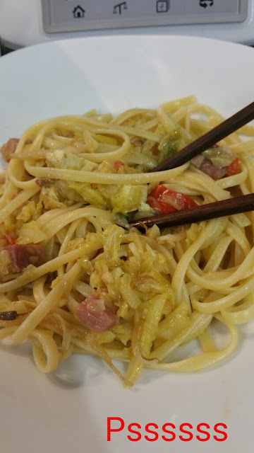 PASTA CHINA EN THERMOMIX ®
