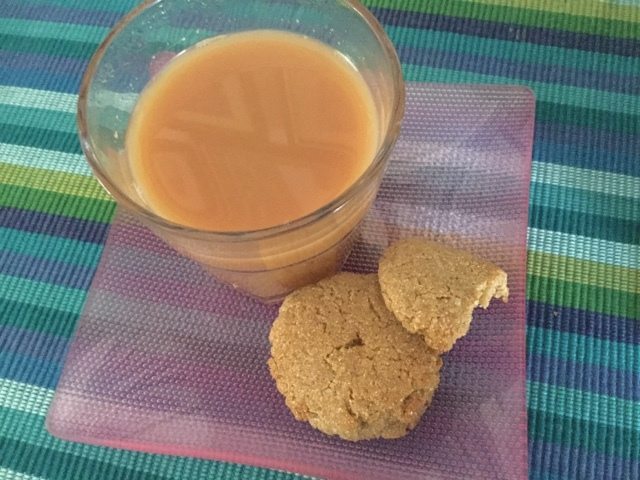 Navratri-Amaranth Flour Cookies Gluten Free Cookies for fasting /Rajgira Atta Biscuits