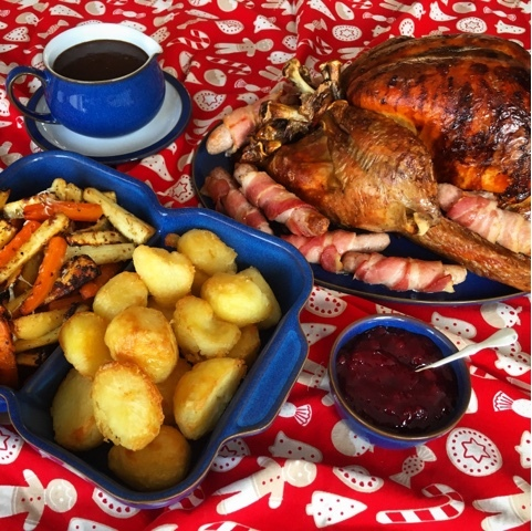 Top tips for the Ultimate Turkey, Roast Potatoes and Roast Christmas Root Vegetables