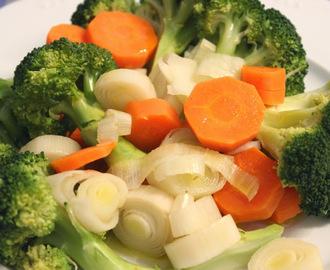 Recetas de para cocinar brocoli al microondas mytaste for Cocinar zanahorias