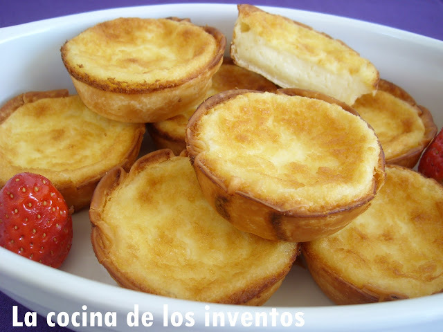 Pastelitos de arroz