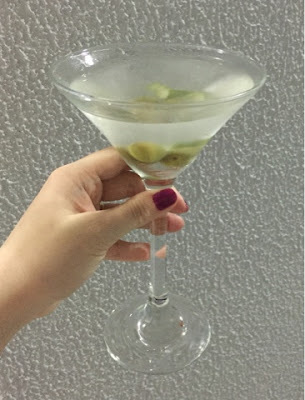 Drink: Dry Martini