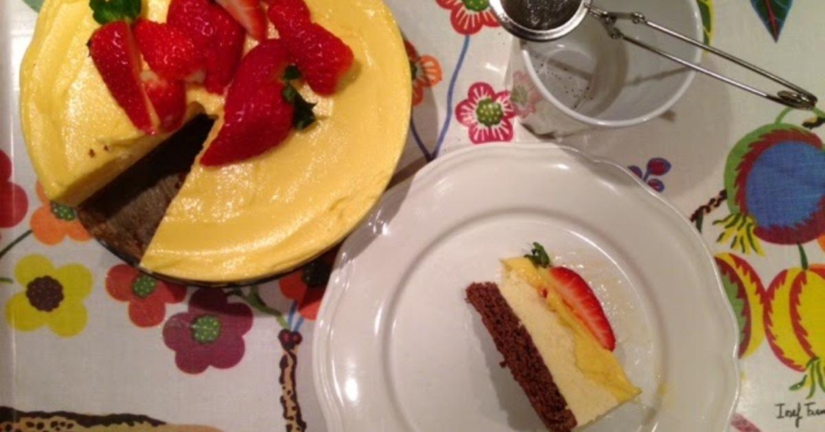 Sorbet mango hallon recept - myTaste