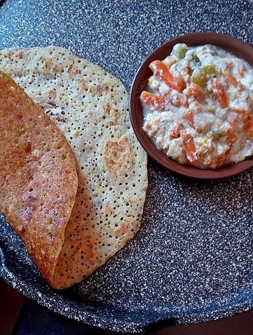 OATS AND MIXED DALS ADAI / DOSA