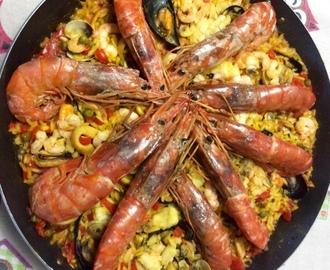 ricette di paella surgelata come si cucina - mytaste - Come Si Cucina La Paella Surgelata