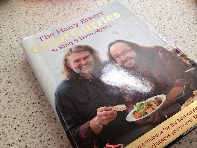 Curry Night #01 The Hairy Bikers Chicken Tikka Masala review