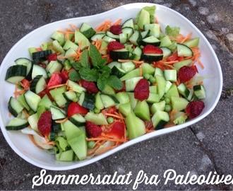Sommersalat opskrifter - myTaste