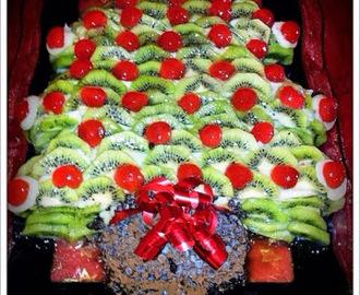 Ricette di torta albero di natale con kiwi mytaste for Albero di kiwi