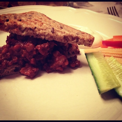 Sloppy Joes - the lchf way