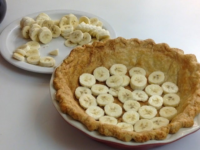 Episódio 14 - Receita de Torta Cremosa De Banana - Episode 14 - Banana Cream Pie Recipe
