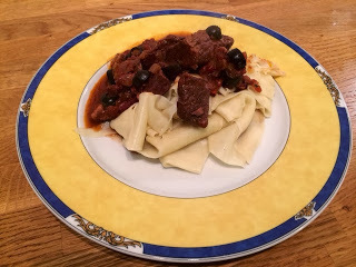 Rachael's Recipes - Beef Ragu with Homemade Pappardelle