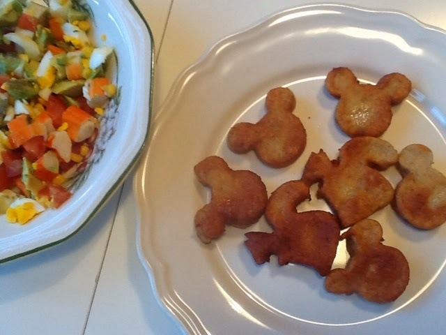 NUGGETS DE POLLO 2 con Thermomix