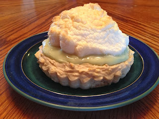 Review of the Key Lime Tarts