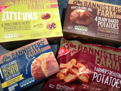 Foodie Parcels in the Post - May 2014