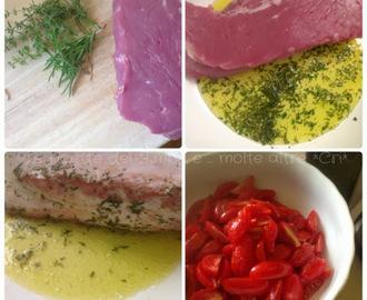 ricette di come cucinare il filetto di maiale in padella - mytaste - Come Cucinare Filetto