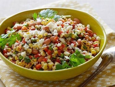 Recipe: Mexican brown rice salad