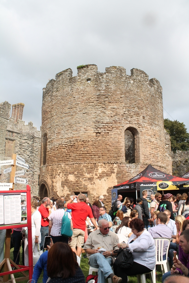A final look at Ludlow Food Festival…the bits I didn't show you before