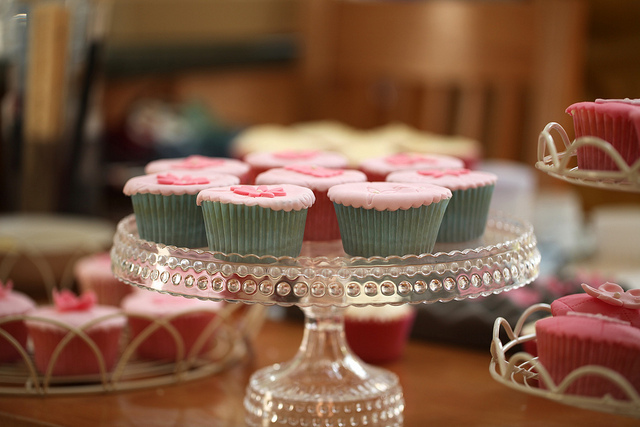 My Delicious Vanilla Cupcake Recipe