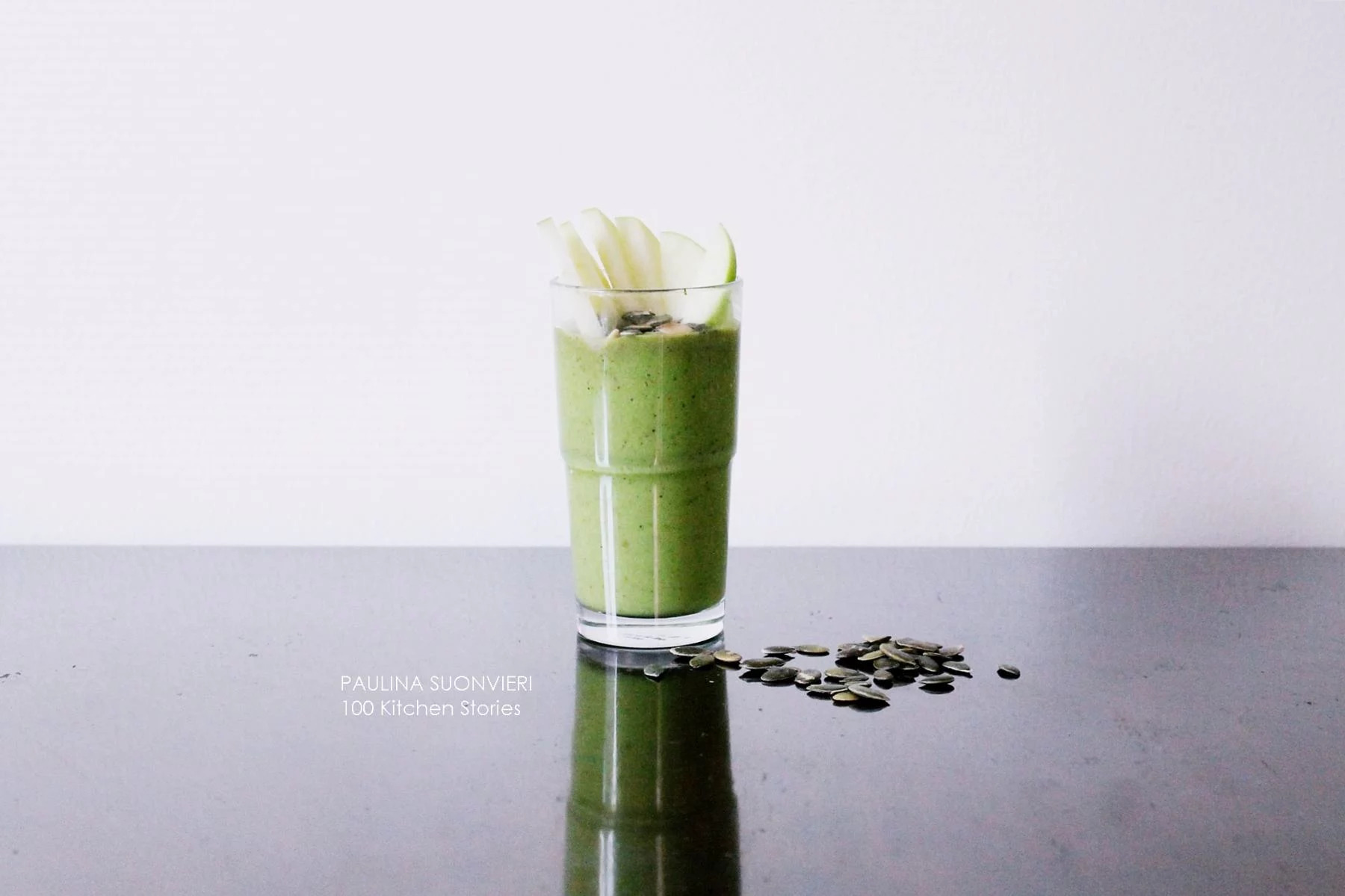 Vegan Green Super Smoothie