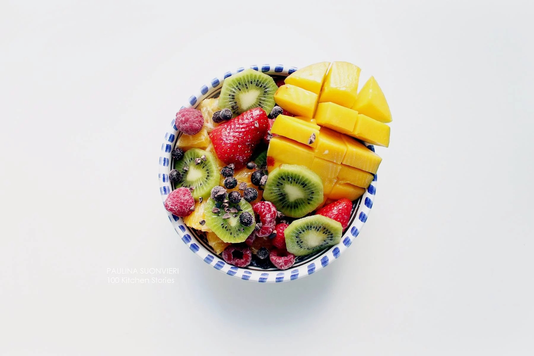 3 w. Sugar Detox Accomplished // Fruit Salad