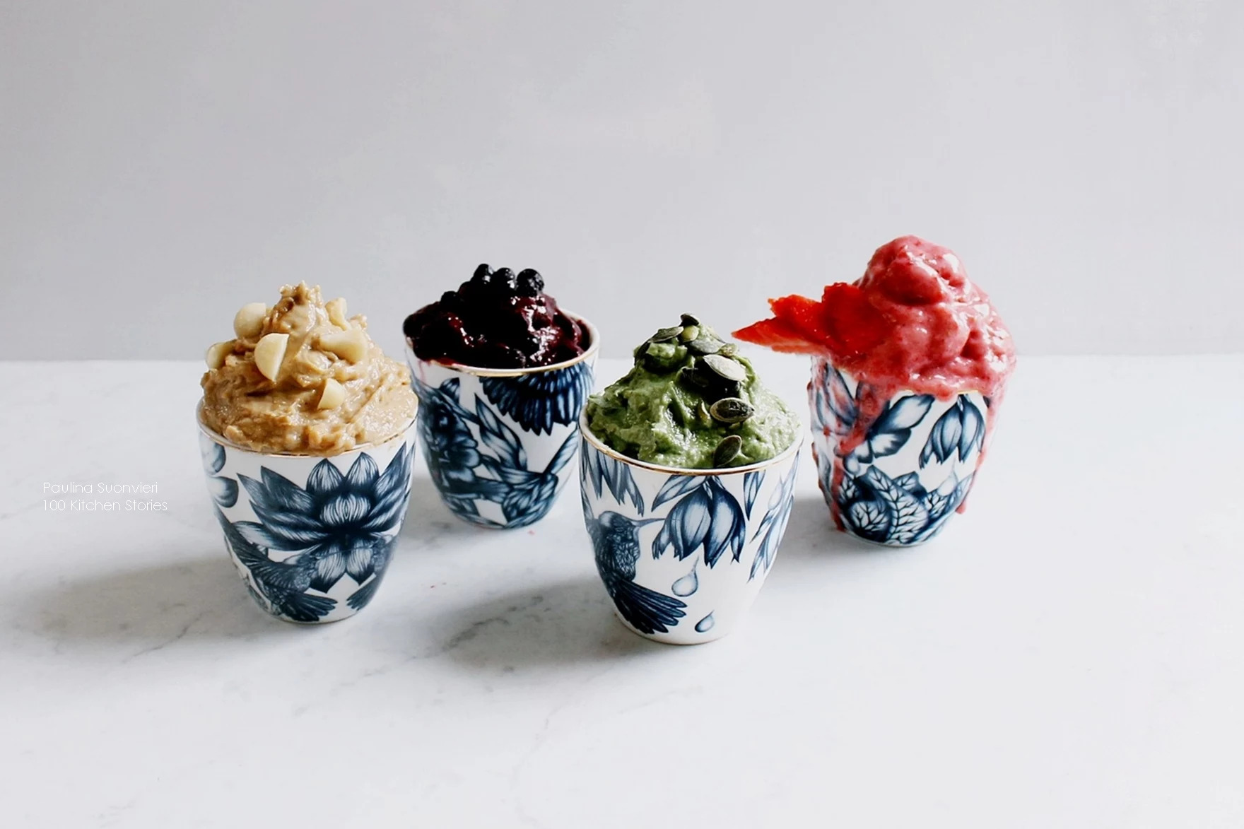 Let's Talk about Ice Cream // 4 Kinds of Vegan Ice Cream