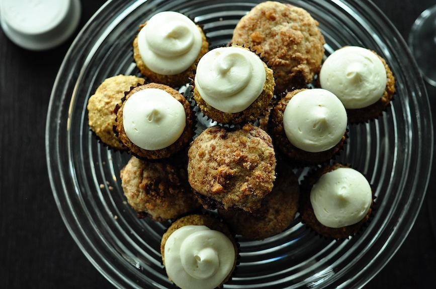Carrot Cake, A Reprise: Carrot Almond Flour Muffins