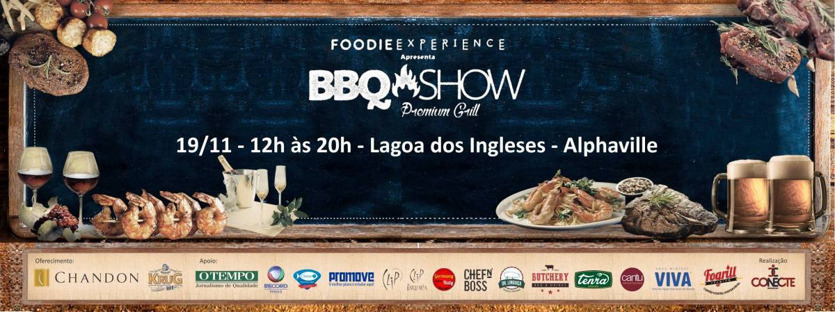 Foodie Experience- BBQ SHOW