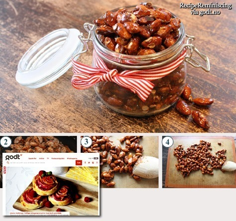 Roasted Almonds / Brente Mandler