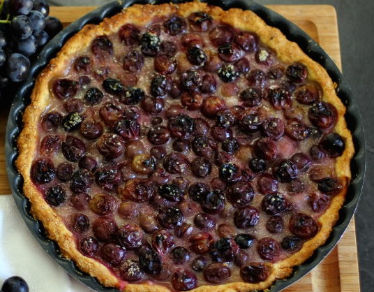 Recept van de week: Tarte des Vendanges