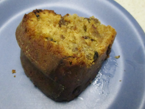 Mincemeat Christmas Cake