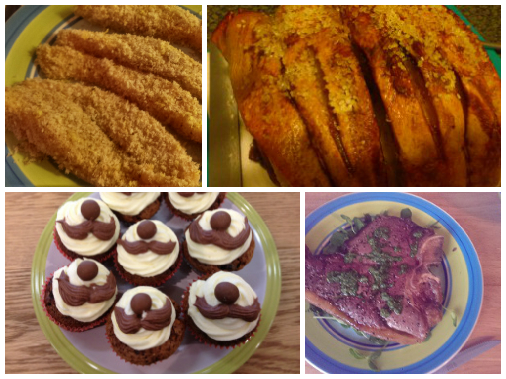 Fathers day recipes: treats for your dad