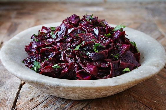 Jamie Oliver's Must Try Red Cabbage