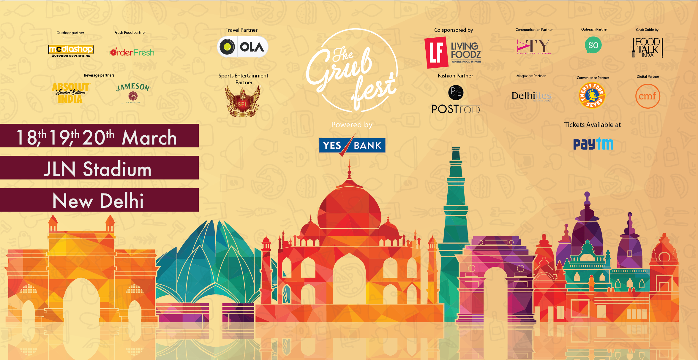 Back to Basecamp – The Grub Fest Delhi