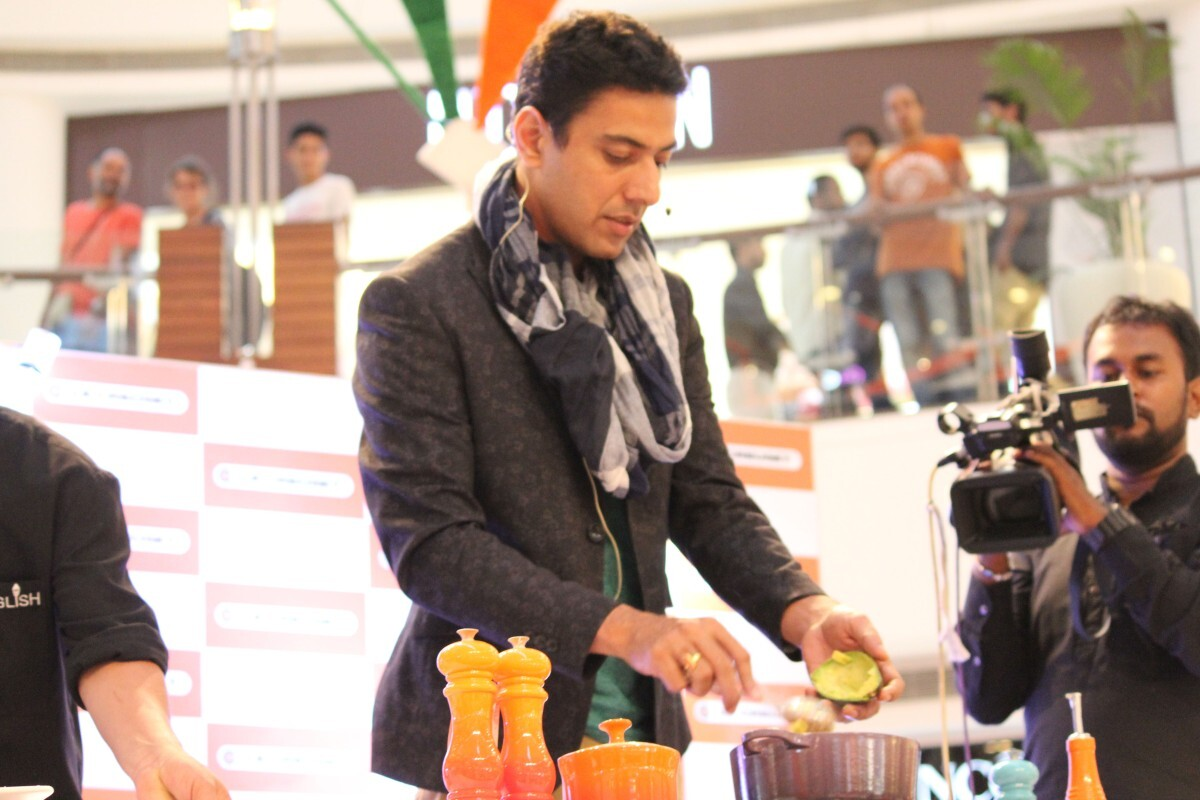 Le Creuset – The Iconic French cookware brand hosted a Gastronomical  Affair with Chef Ranveer Brar at Select CITYWALK