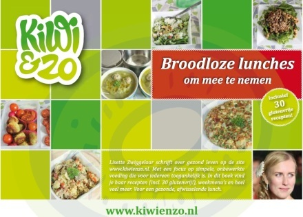 Review broodloze lunches -Kiwi&Zo