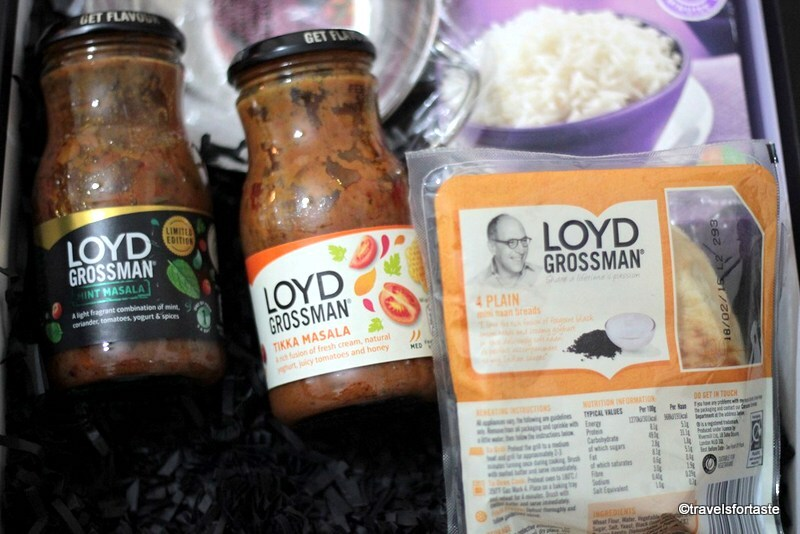 Giveaway and Review – Loyd Grossman Limited Edition Mint Masala – CLOSED