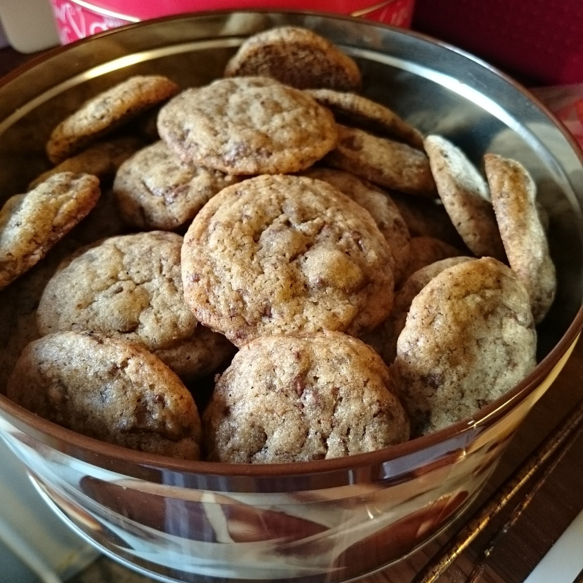 Sjokolade Chip Cookie