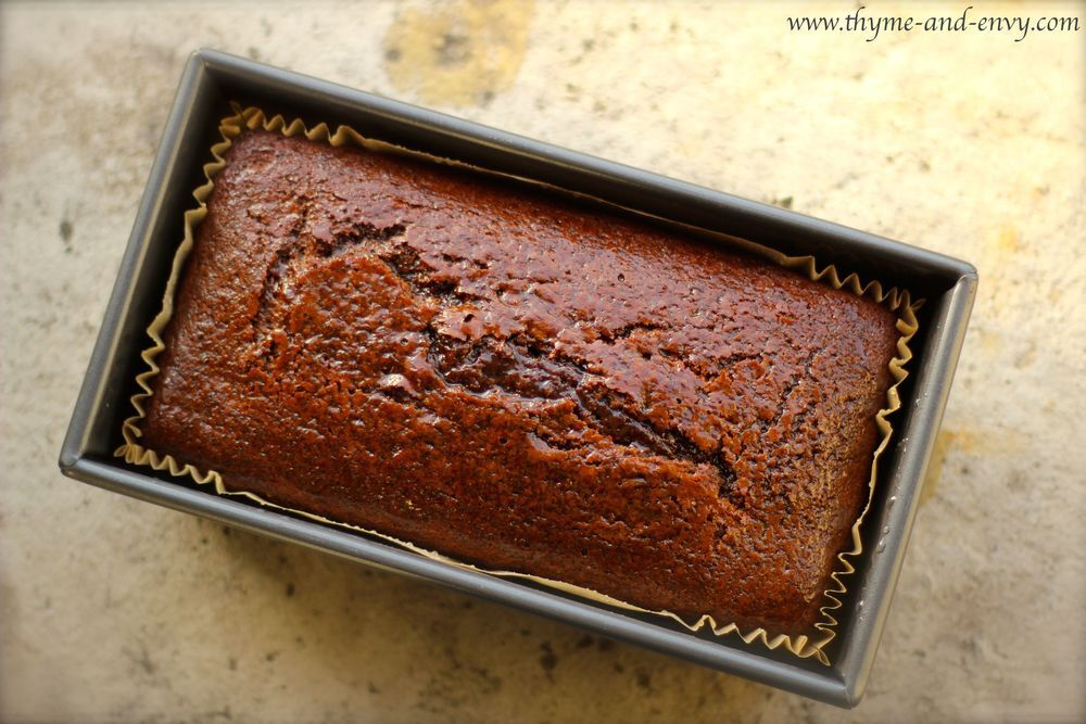 Sticky Jamaican Ginger Cake