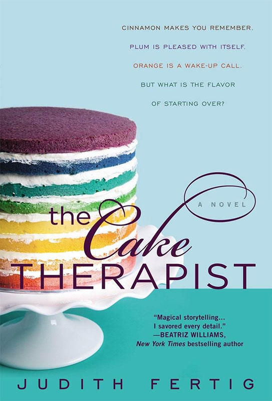 Batter Chatter: Judith Fertig, author of The Cake Therapist + Giveaway!