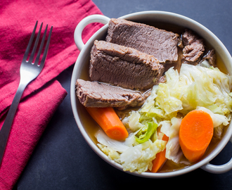 how to cook corned beef brisket in electric pressure cooker