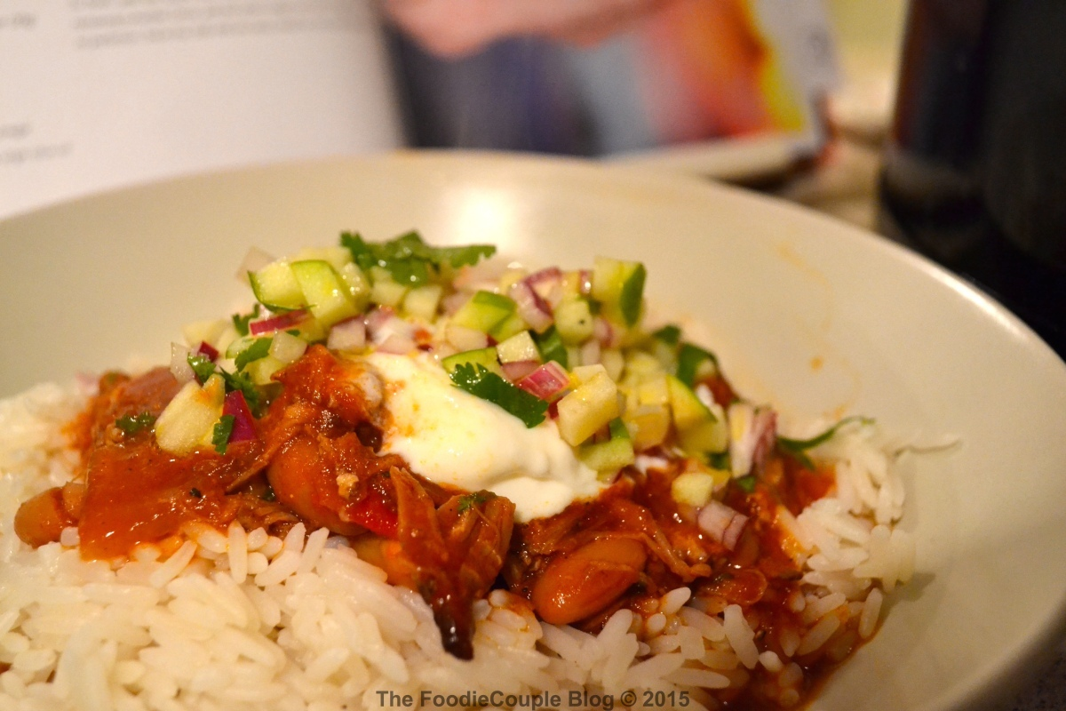 Tried&Tested: Jamie Oliver's Winters Night Chilli