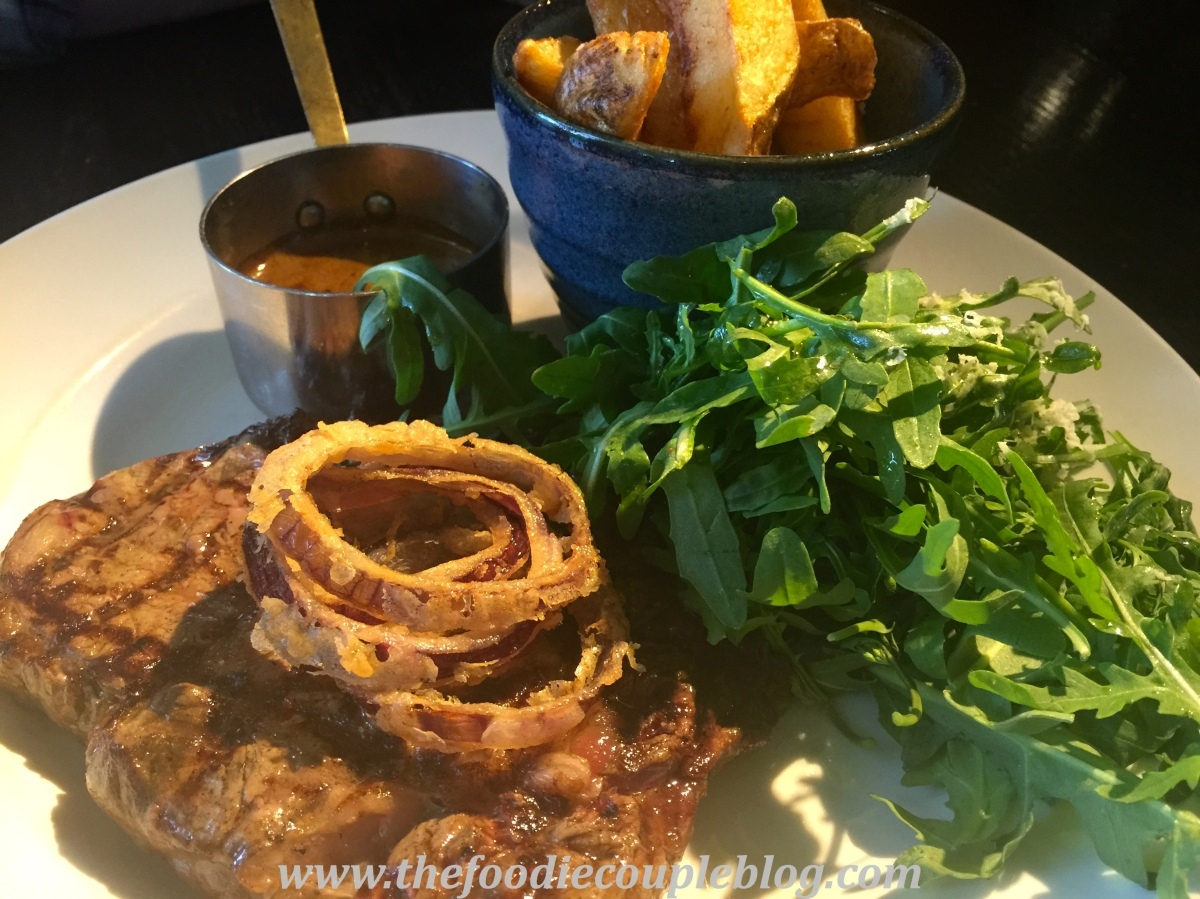 Review: The Crown at Wergs