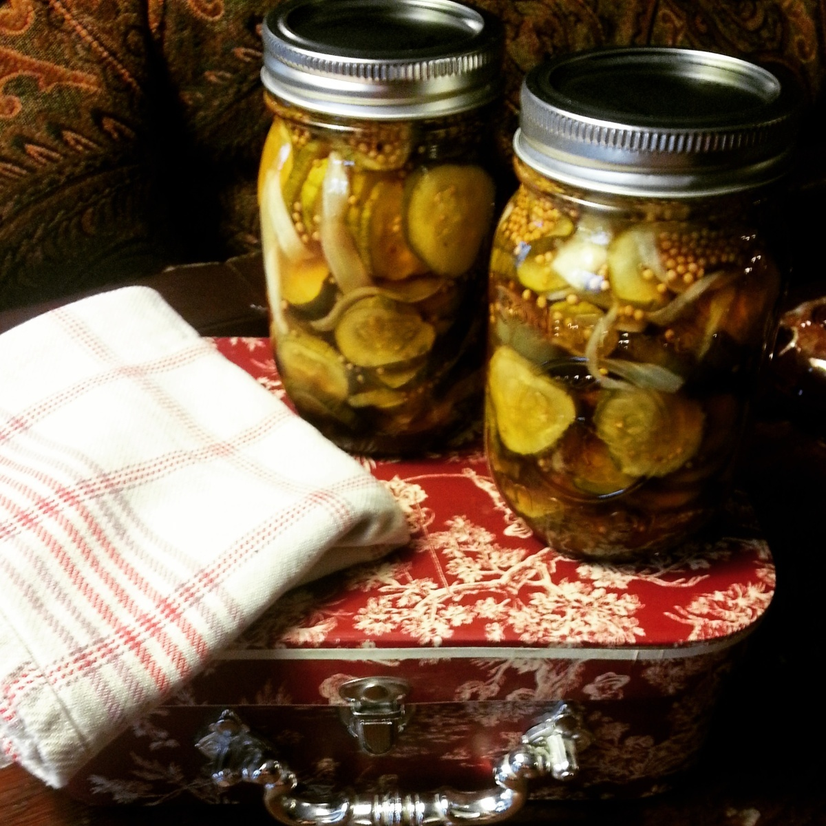 In a Pickle | Mama Ann's Bread & Butter Pickles
