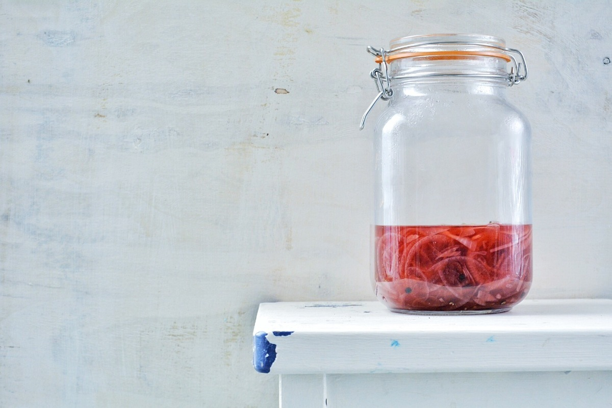Quick Pickled Red Onion