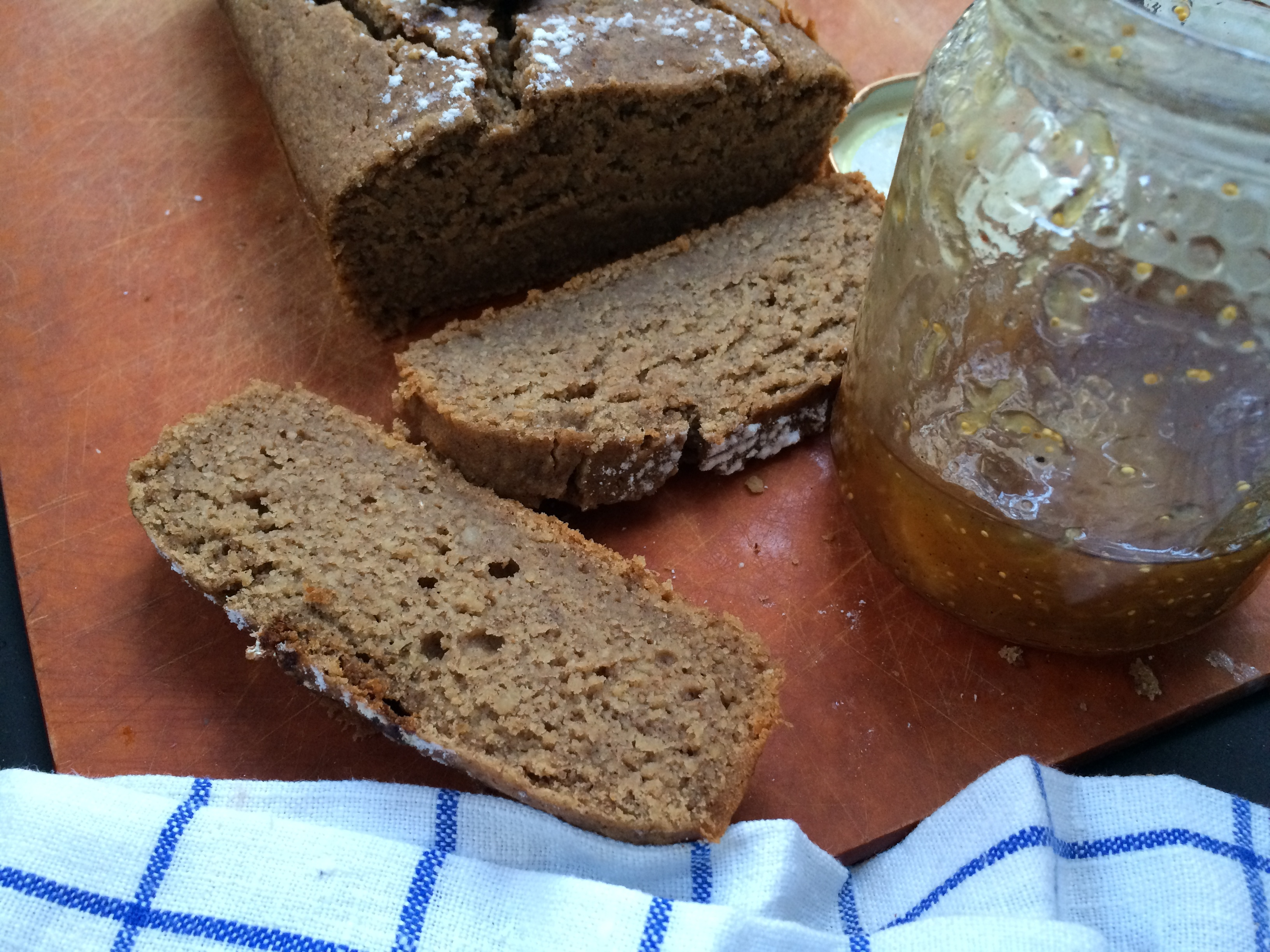 GF banana bread – Spring clean specials!