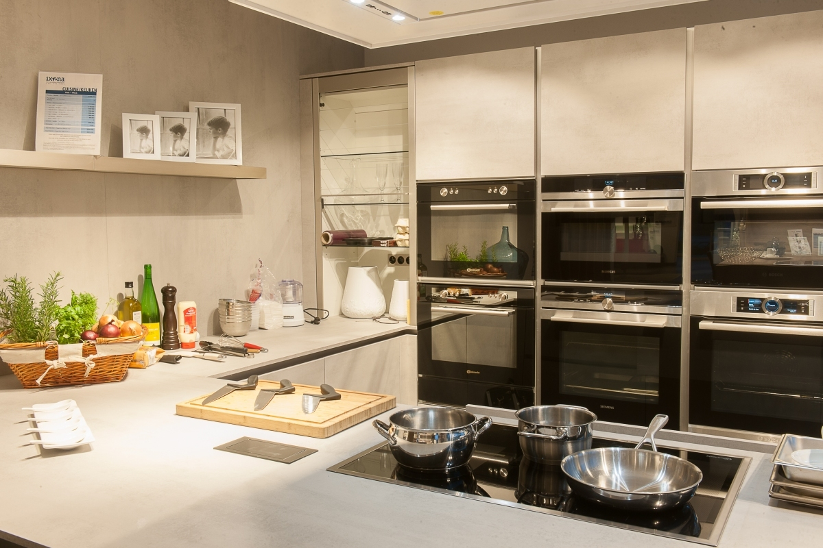 Workshop 'koken met stoom- en microgolfoven'
