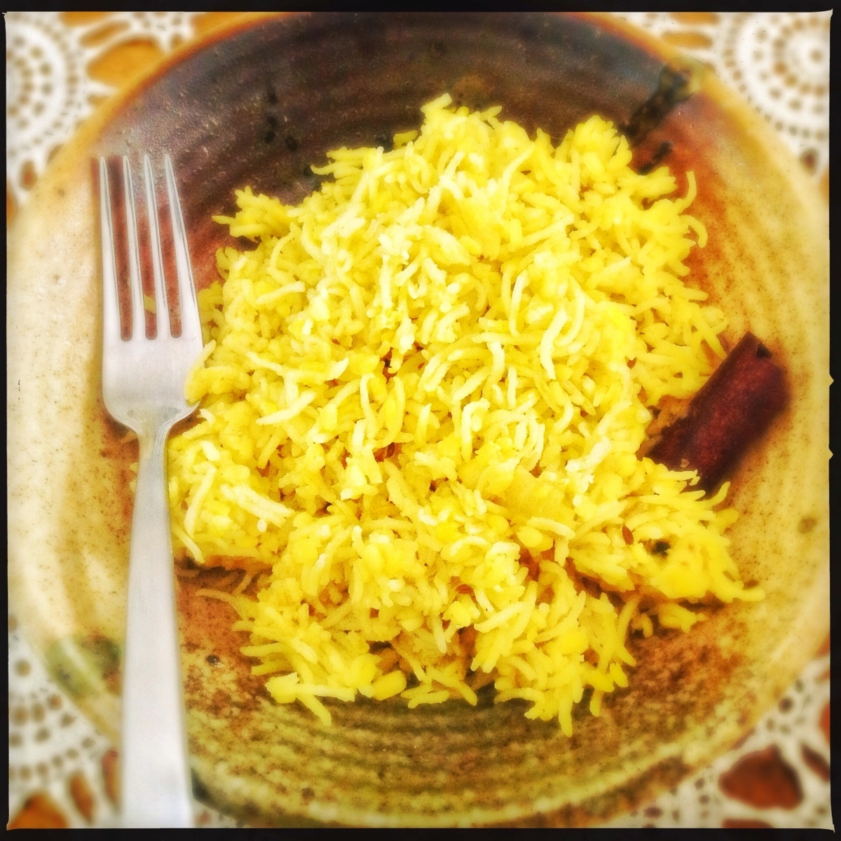 An Aromatic Gujarati Kitchari