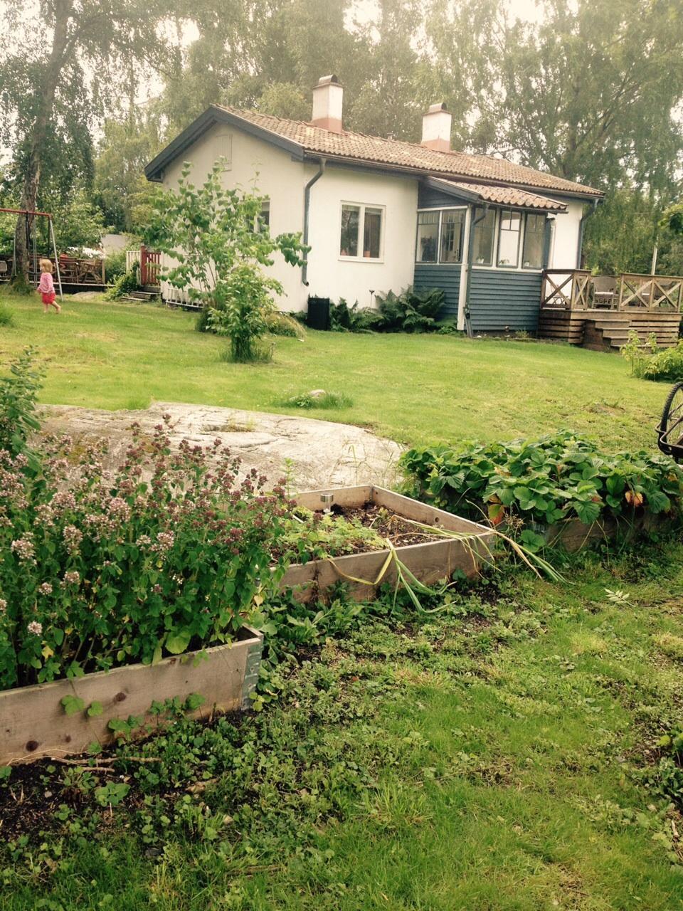 Centralt belägen skärgårdsidyll